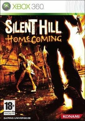 Sillent Hill Homecoming