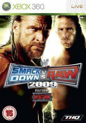 SmackDown! vs. RAW 2009