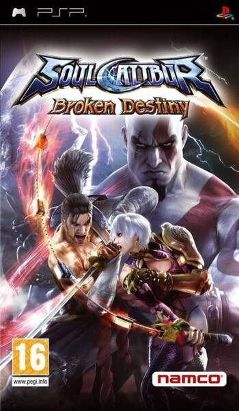 Soul Calibur: Broken Destiny