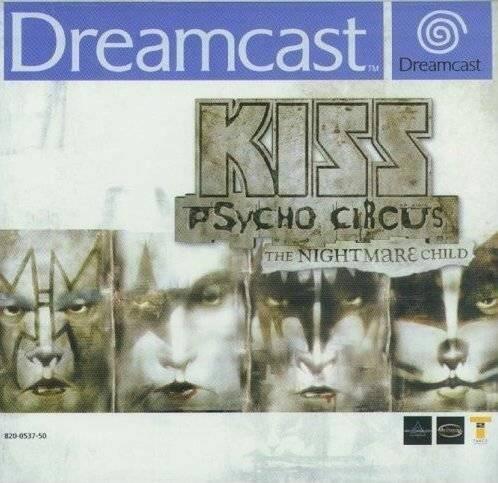 KISS: Psycho Circus: The Nightmare Child