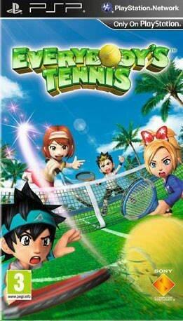 Everybody´s Tennis