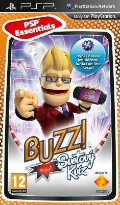 Buzz! Světový kvíz (PSP)