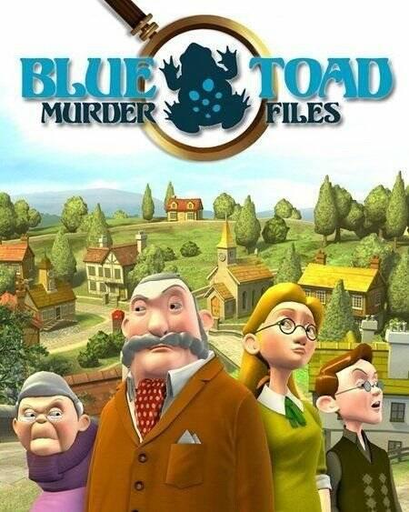 Blue Toad Murder Files Episode 2