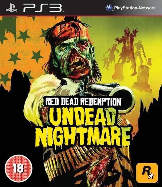 Red Dead Redemption - Undead Nightmare DLC
