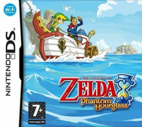 The Legend of Zelda: Phatom Hourglass