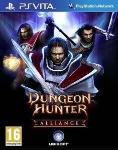 Dungeon Hunter: Alliance Vita