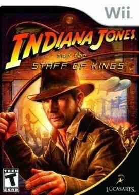 Indiana Jones & Staff of Kings