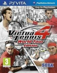 Virtua Tennis 4 Vita