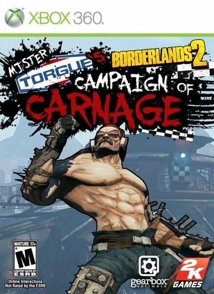 Borderlands 2 – Mr. Torgue's Campaign of Carnage