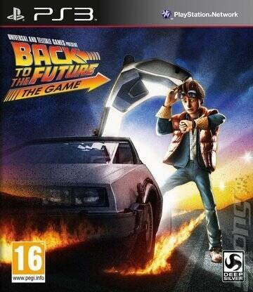 Back to the Future - Episode 1: It's About Time