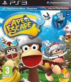 Ape Escape (Move)