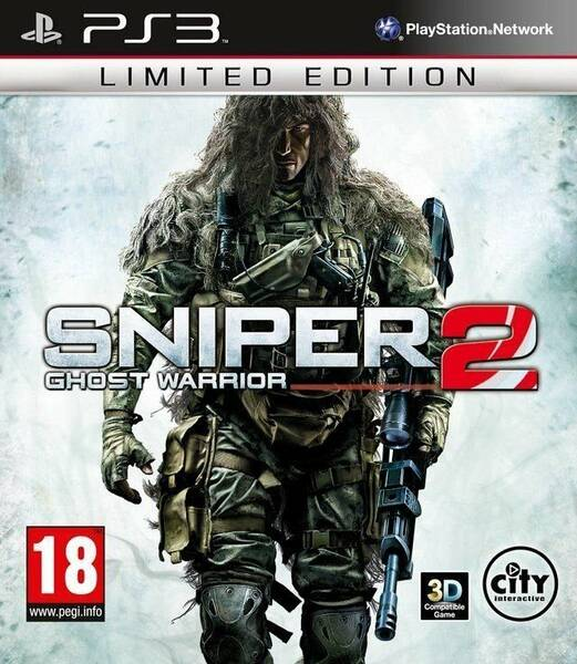 Sniper: Ghost Warrior 2 - DLC Siberian Strike