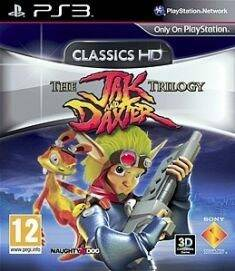 The Jak and Daxter Trilogy