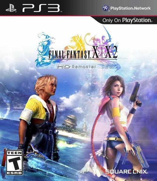Final Fantasy X/X-2 HD Remaster