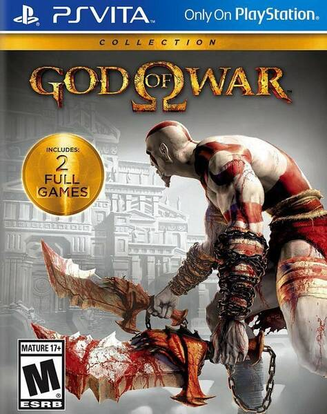 God of War Collection (Vita)