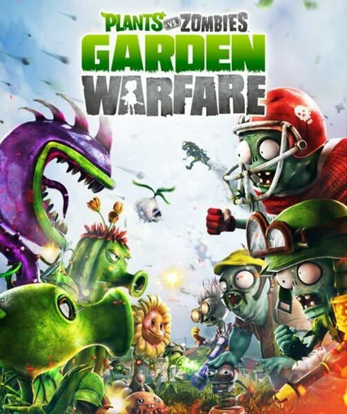 Plants vs. Zombies Garden Warfare (PlayStation)
