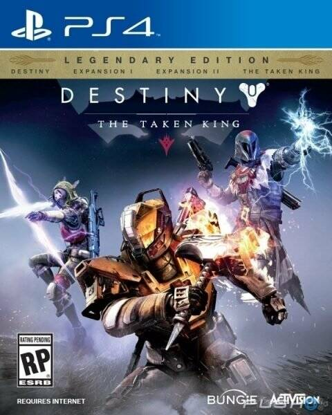 Destiny Expansion: The Taken King