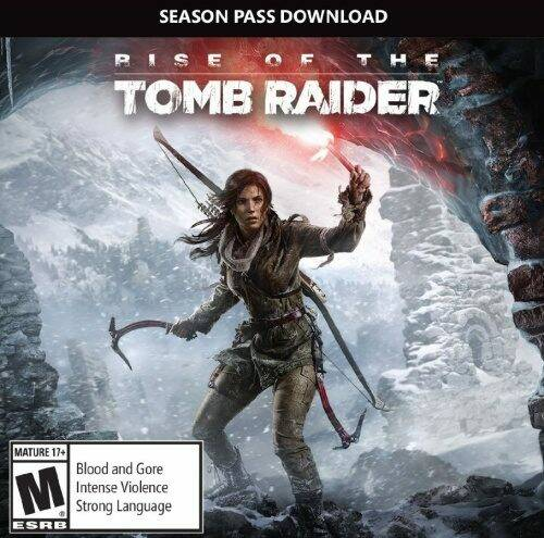 Rise of the Tomb Raider - DLC Baba Yaga: The Temple of the Witch