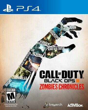 Call of Duty: Black Ops 3 – Zombie Chronicles