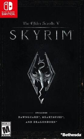 The Elder Scrolls V: Skyrim (Switch)