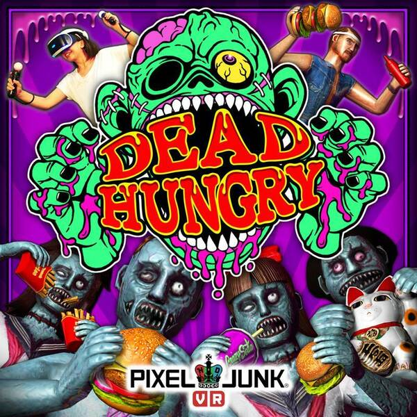 PixelJunk VR: Dead Hungry