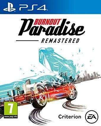 Burnout Paradise (2018)