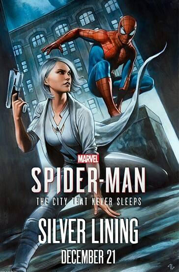 Marvel's Spider-Man: Operace Silver