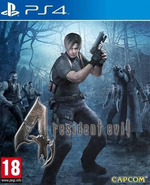 Resident Evil 4 - HD Remaster