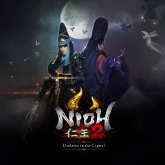 Nioh 2 - DLC Darkness in the Capital