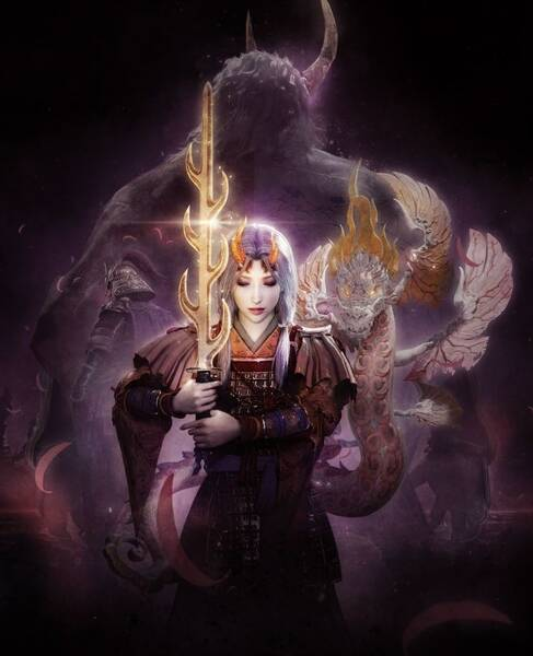 Nioh 2 - DLC The First Samurai