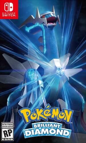 Pokemon Brilliant Diamond/Shining Pearl