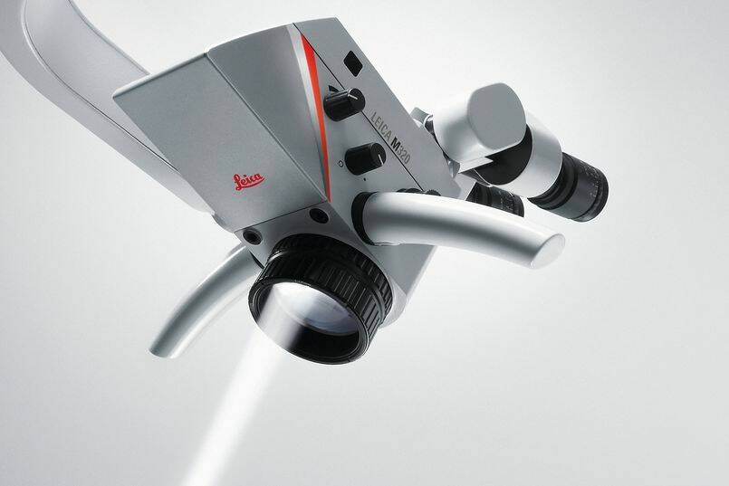 Surcigal microscope Leica in our office